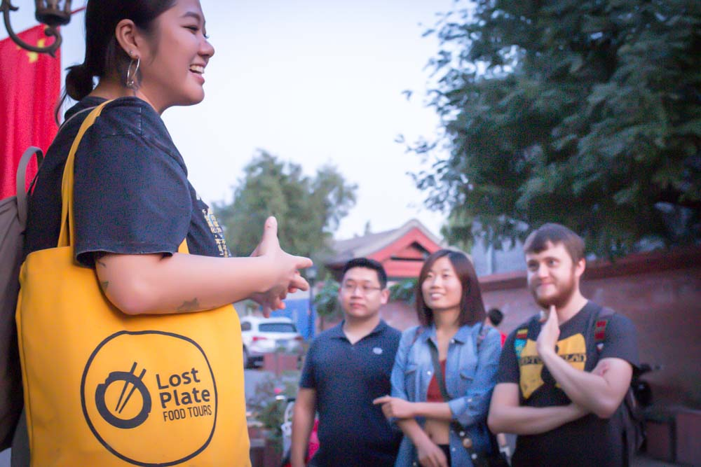 Meet Your Resident Food Nerds at Lost Plate Food Tours